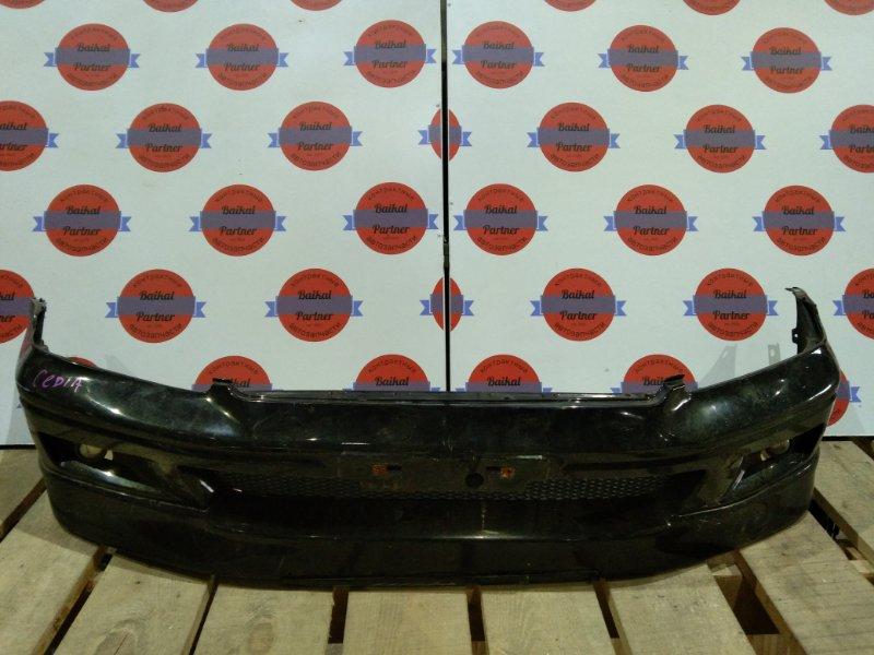 Бампер Mitsubishi Lancer Cedia CS5W передний