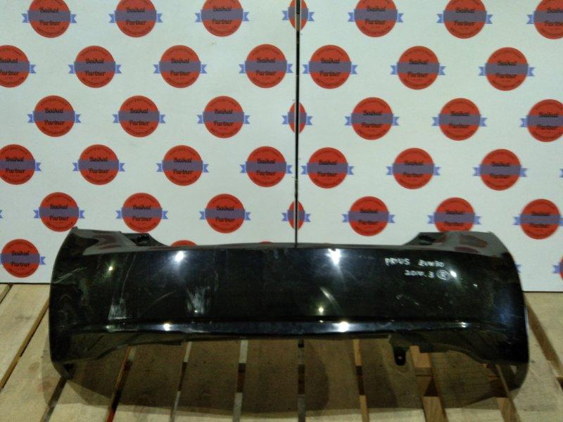 Бампер Toyota Prius ZVW30 задний