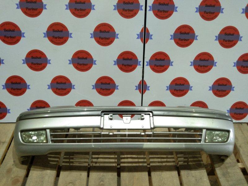 Бампер Toyota Progres JCG15 1JZ-FSE передний