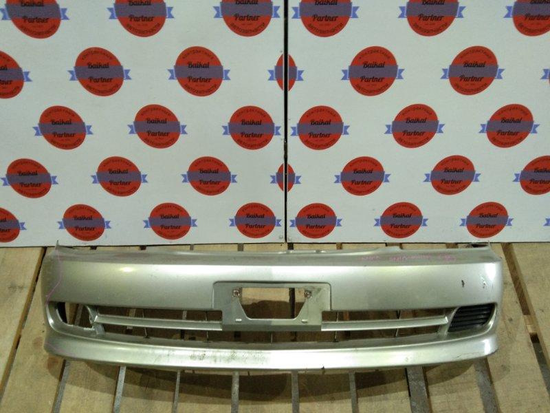 Бампер Toyota Nadia SXN15 3S-FE 2001 передний