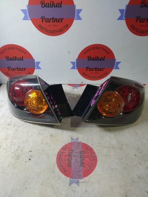 Стоп Mazda Axela BKEP LF-DE 08.02.2006 задний левый P2912