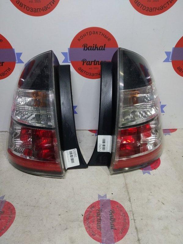 Стоп Toyota Prius NHW20 1NZ-FXE задний левый 47-14L