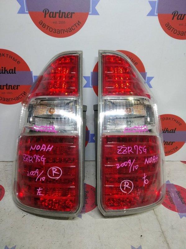 Стоп Toyota Noah ZRR75G задний правый 28-198