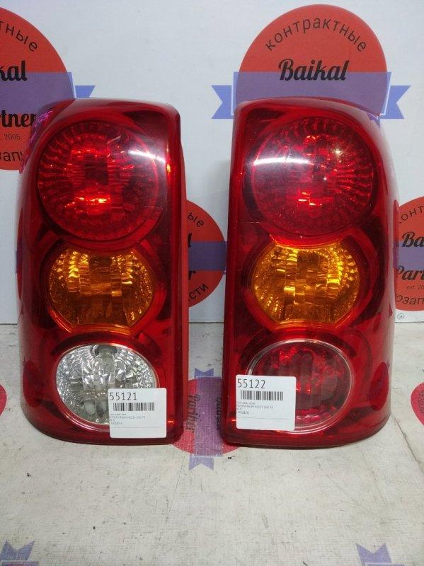 Стоп Toyota Raum NCZ25 1NZ-FE задний левый 46-6
