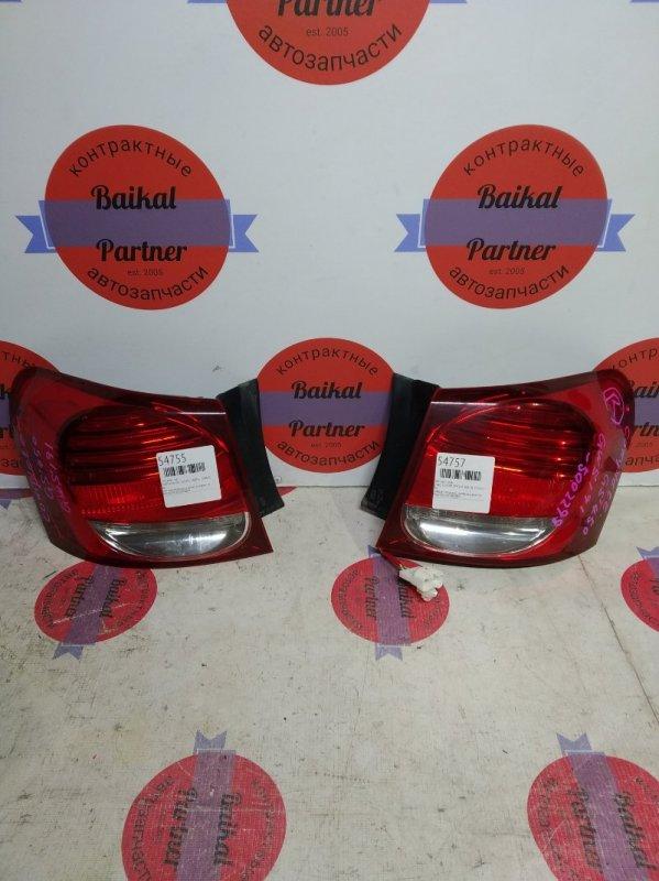 Стоп Lexus Gs450H GWS191 2GR-FSE 2006.05 задний левый 30-325
