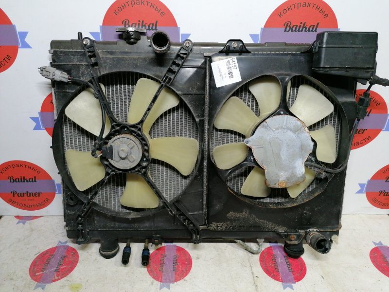 Радиатор двс Toyota Gaia SXM15G 3S-FE 2001