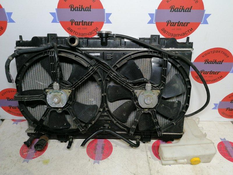 Радиатор двс Nissan Sunny FNB15 QG15DE 09.2003