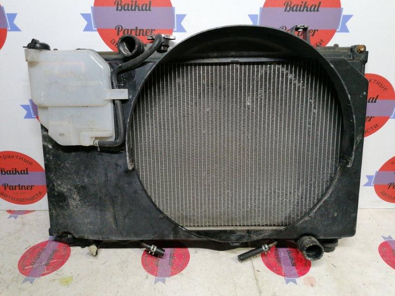 Радиатор двс Toyota Mark Ii GX100 1G-BEAMS