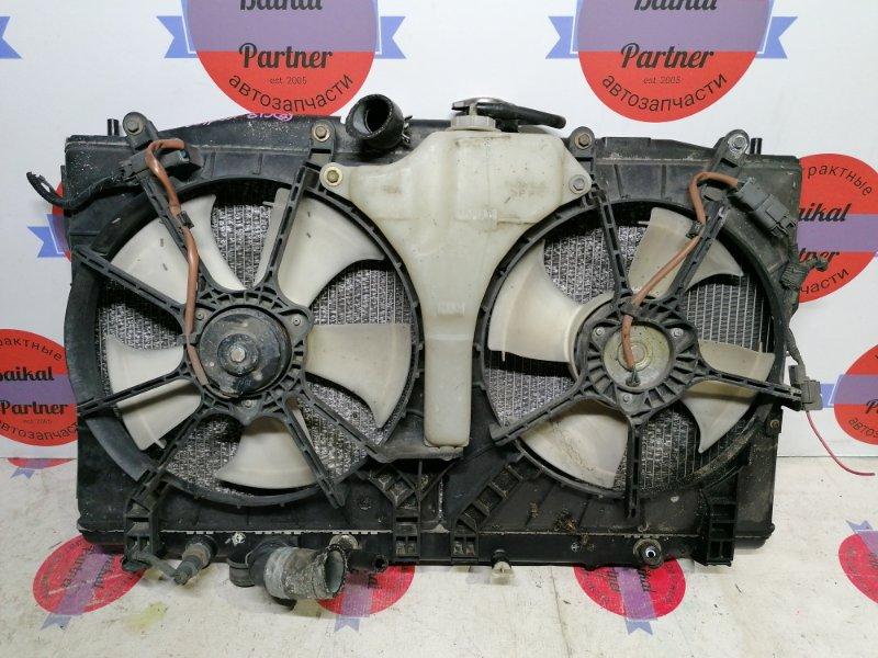 Радиатор двс Honda Accord CL8 K20A