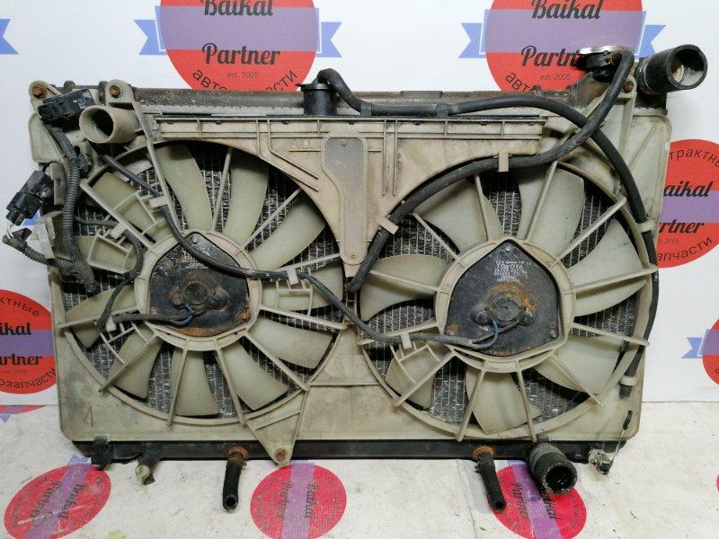 Радиатор двс Toyota Brevis JCG15
