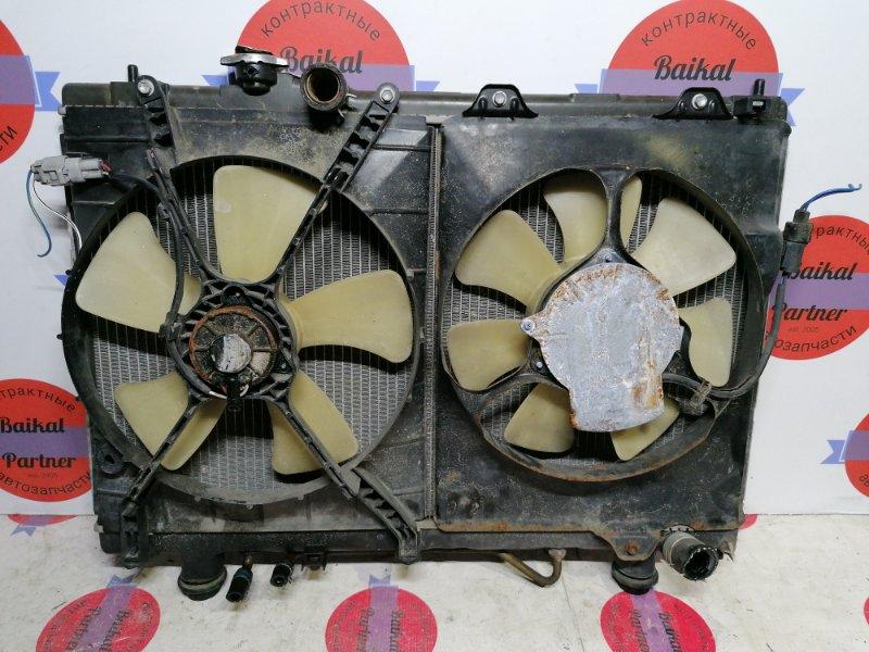 Радиатор двс Toyota Ipsum SXM15G 3S-FE 2000