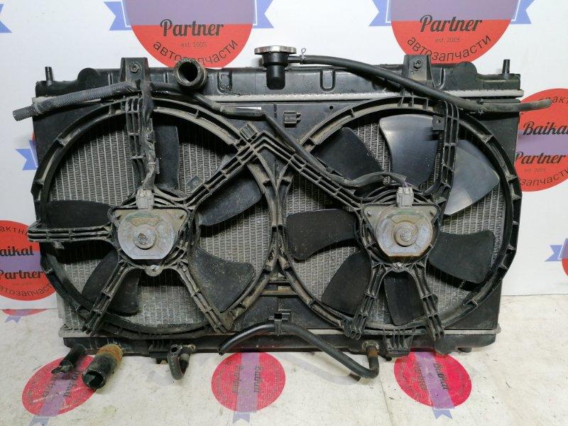 Радиатор двс Nissan Sunny FB15 QG15DE 04.2003
