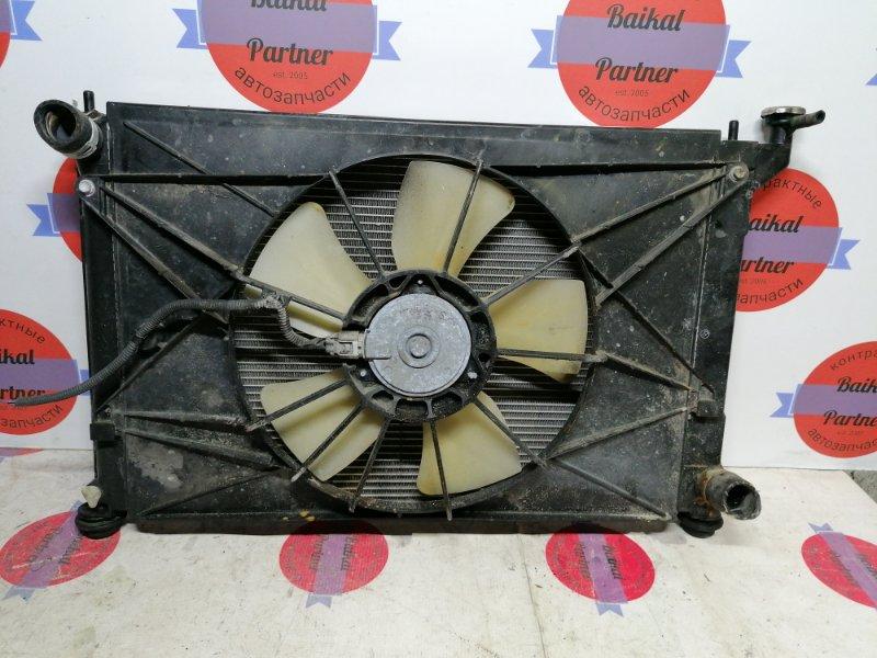 Радиатор двс Toyota Caldina ZZT241W