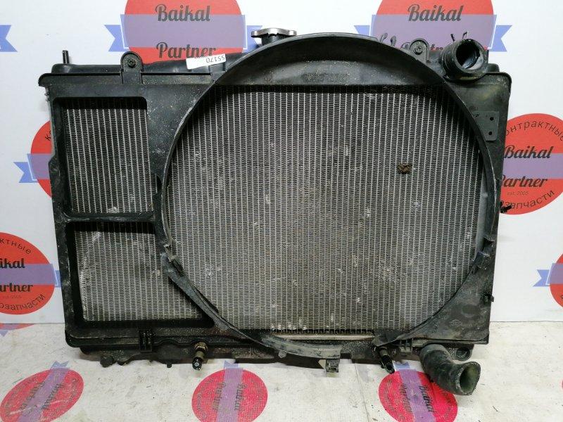 Радиатор двс Nissan Laurel GNC35 RB25DE