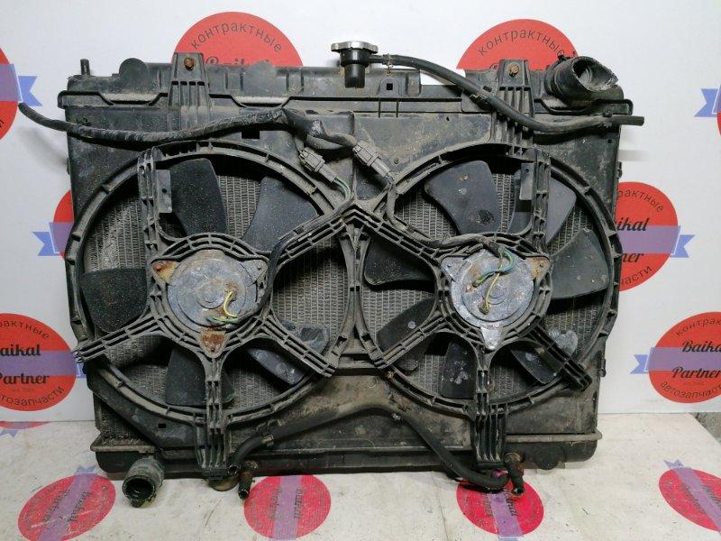 Радиатор двс Nissan Bassara JNU30 KA24DE
