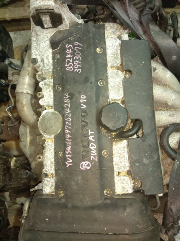 Двигатель Volvo V70 SW61 B 5244 S 2007