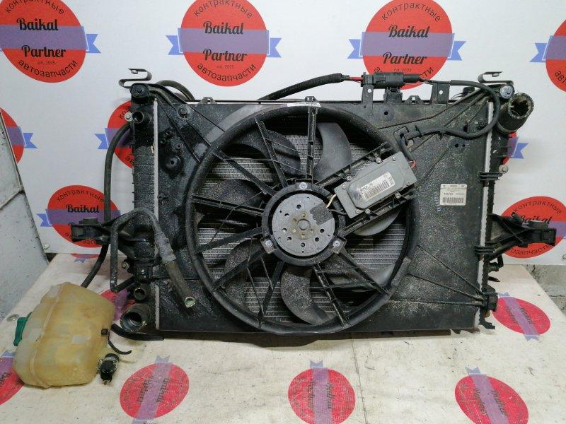 Радиатор двс Volvo V70 SW61