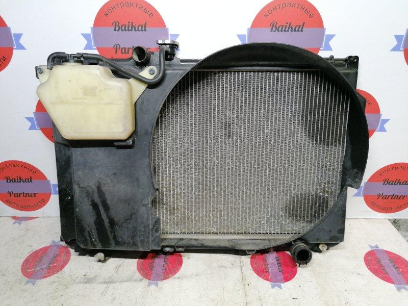 Радиатор двс Toyota Crown JZS151 1JZ-GE