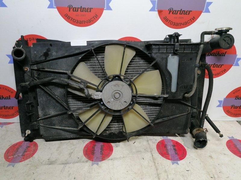 Радиатор двс Toyota Corolla Spacio NZE124N 1NZ-FE