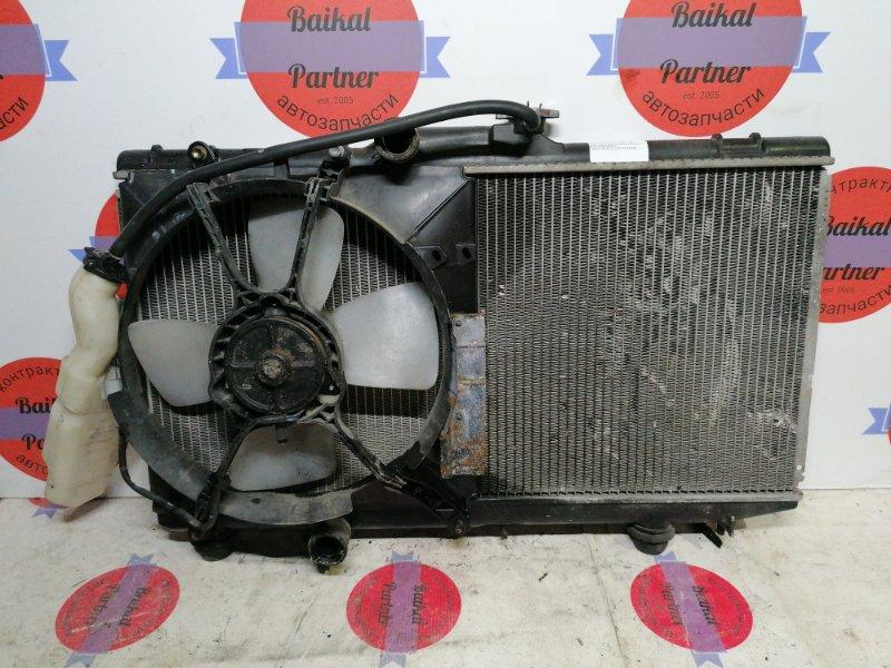 Радиатор двс Toyota Sprinter AE114 4AFE 1997