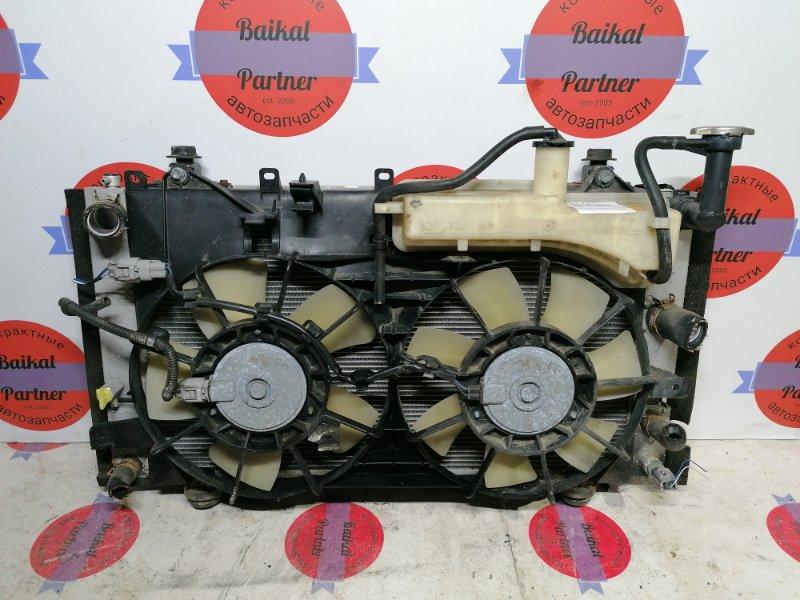 Радиатор двс Toyota Prius NHW20 1NZ-FXE 2005.07