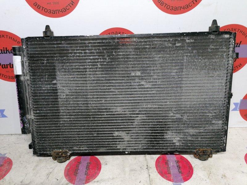 Радиатор кондиционера Toyota Corolla Fielder ZZE124G 1ZZ-FE 2005.07