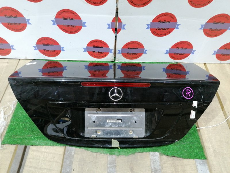 Крышка багажника Mercedes-Benz E-Class W211 задняя