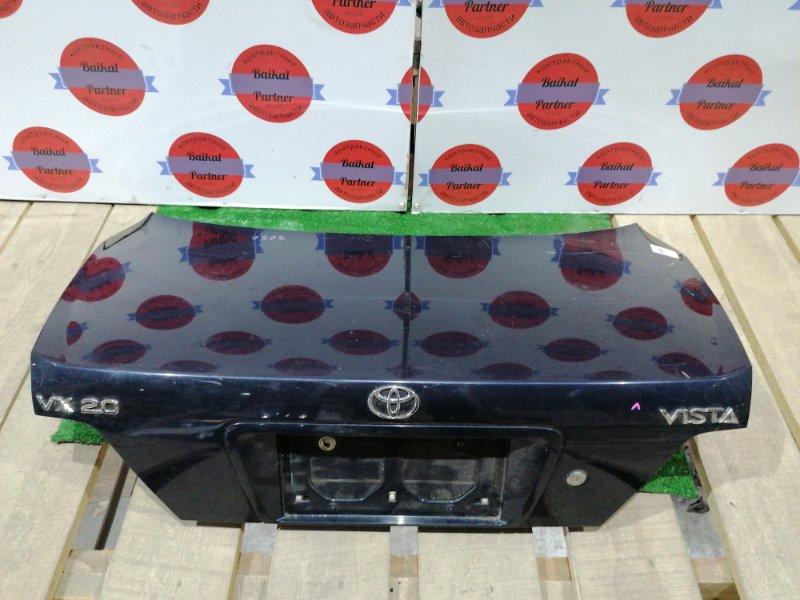 Крышка багажника Toyota Vista SV43 3S-FE