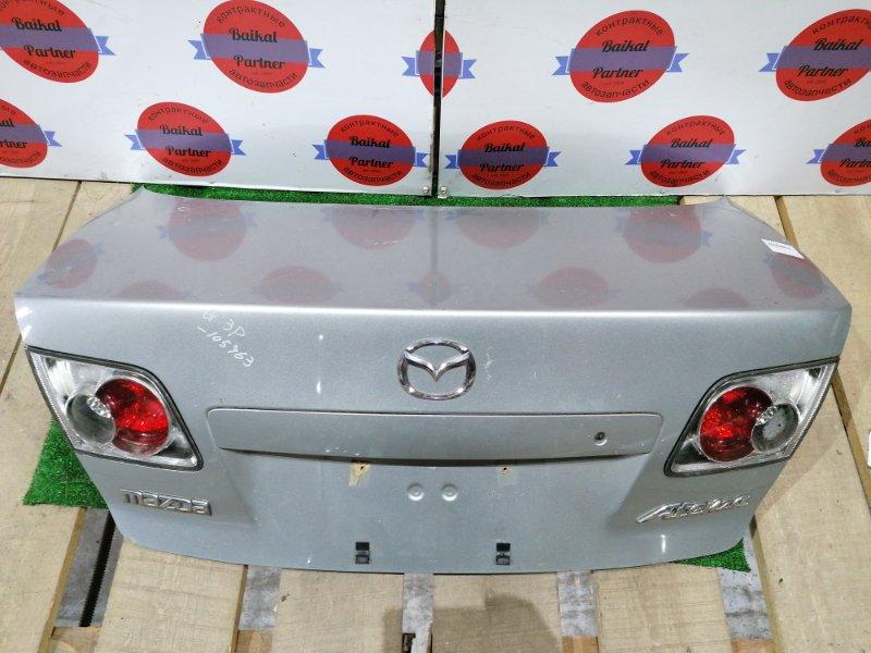 Крышка багажника Mazda Atenza GGEP 2003