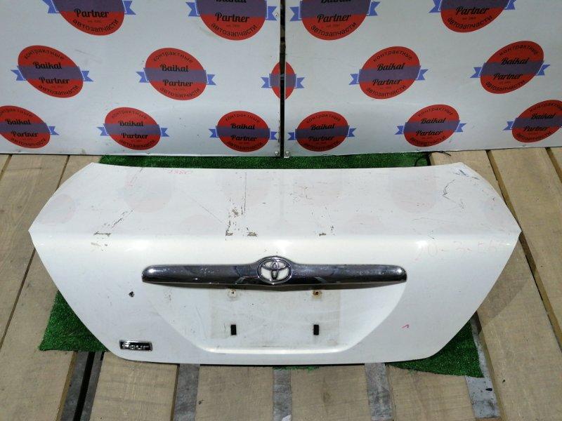 Крышка багажника Toyota Mark Ii GX110 1G-FE 2002
