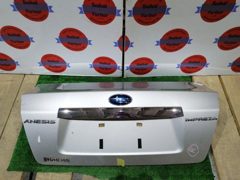 Крышка багажника Subaru Impreza GE3 EL154 2011