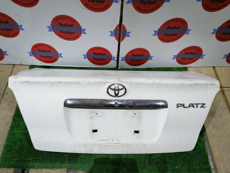 Крышка багажника Toyota Platz NCP16 2NZ-FE 2003.04