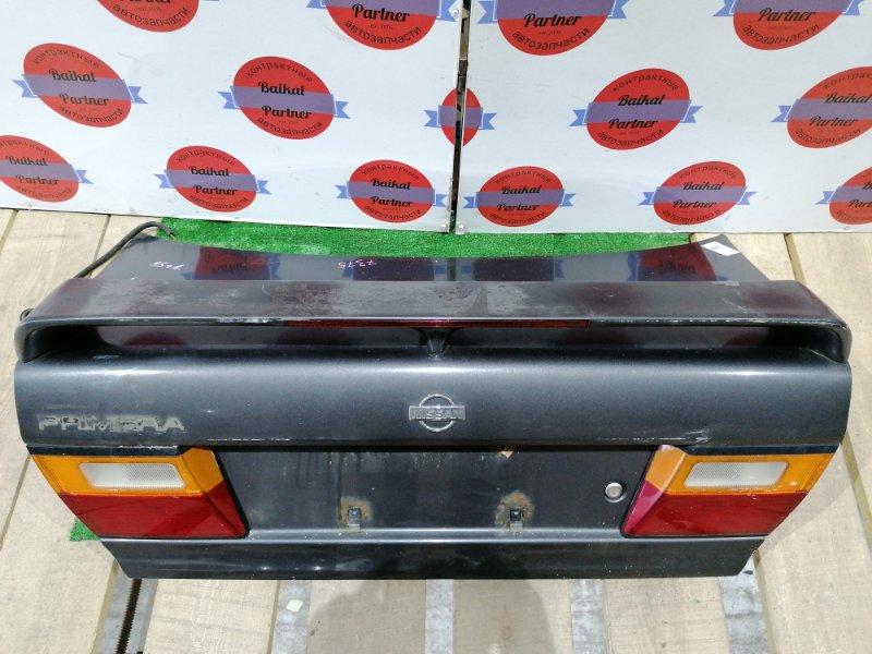 Крышка багажника Nissan Primera HP10 SR20DE 1993