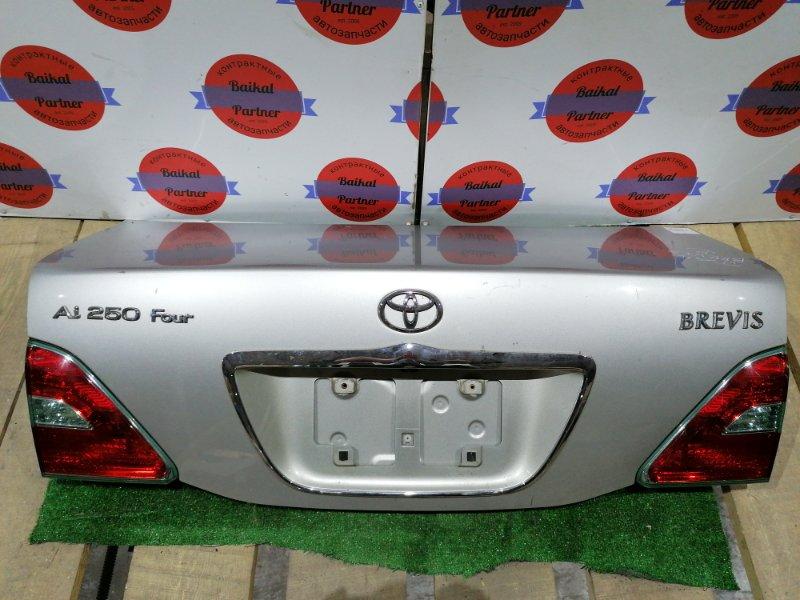 Крышка багажника Toyota Brevis JCG15 1JZ-FSE