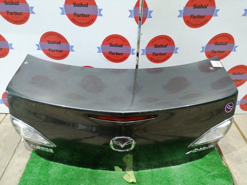 Крышка багажника Mazda Axela BL5FP LF-VE 2007