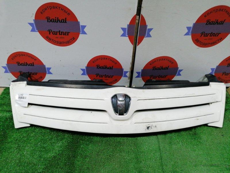 Решетка радиатора Toyota Ist NCP61 1NZ-FE