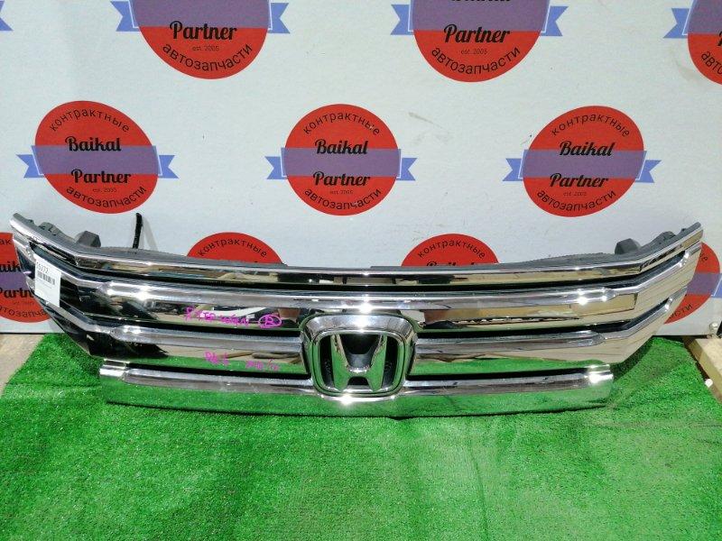 Решетка радиатора Honda Step Wagon RK6 R20A