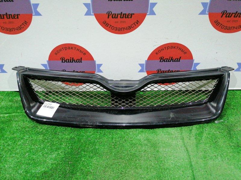 Решетка радиатора Toyota Corolla Fielder ZZE124G 1ZZ-FE