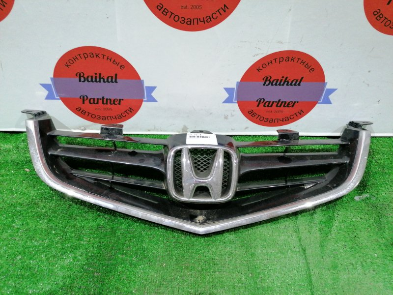 Решетка радиатора Honda Accord CL8 K20A 2003