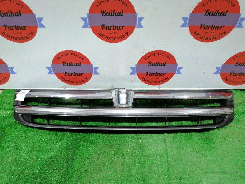 Решетка радиатора Toyota Isis ANM10 1AZ-FSE 05.2007