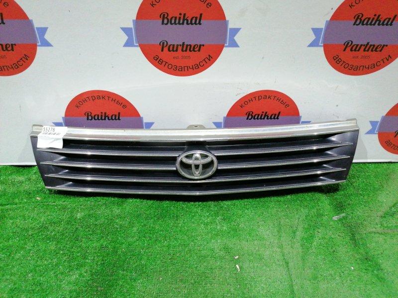 Решетка радиатора Toyota Estima Emina CXR20G 3CTE 1995.10