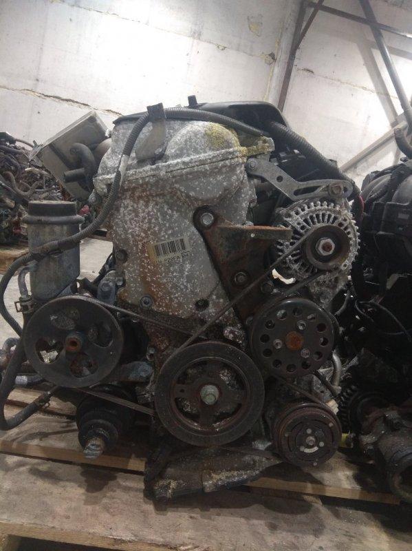 Двигатель Toyota Porte NNP15 1NZ-FE 2009.02