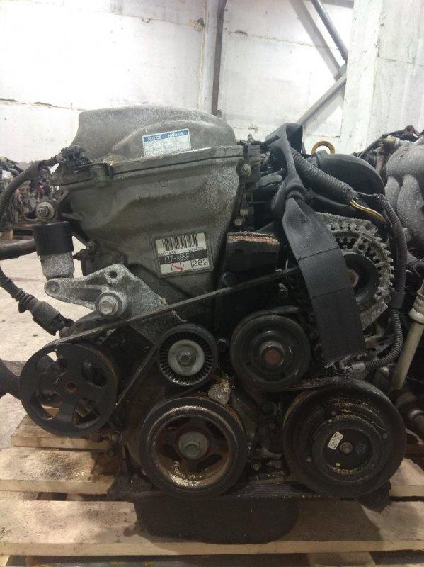 Двигатель Toyota Voltz ZZE138 1ZZ-FE 2002.09