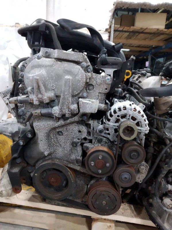 Двигатель Nissan Serena FNC26 MR20DD 2013