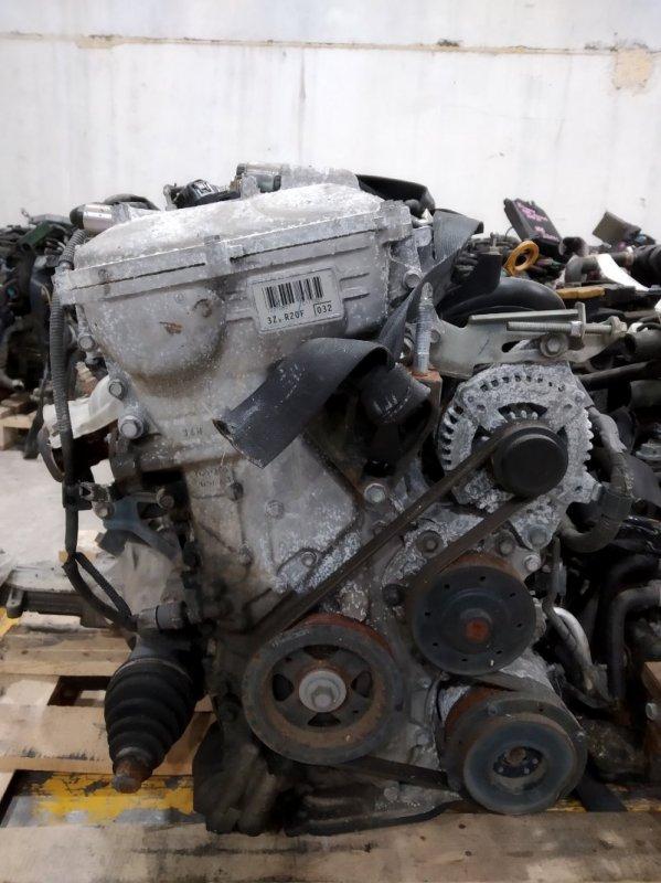 Двигатель Toyota Noah ZRR75G 3ZR-FE электро дроссель