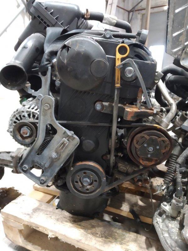 Двигатель Subaru Stella RN2 EN07