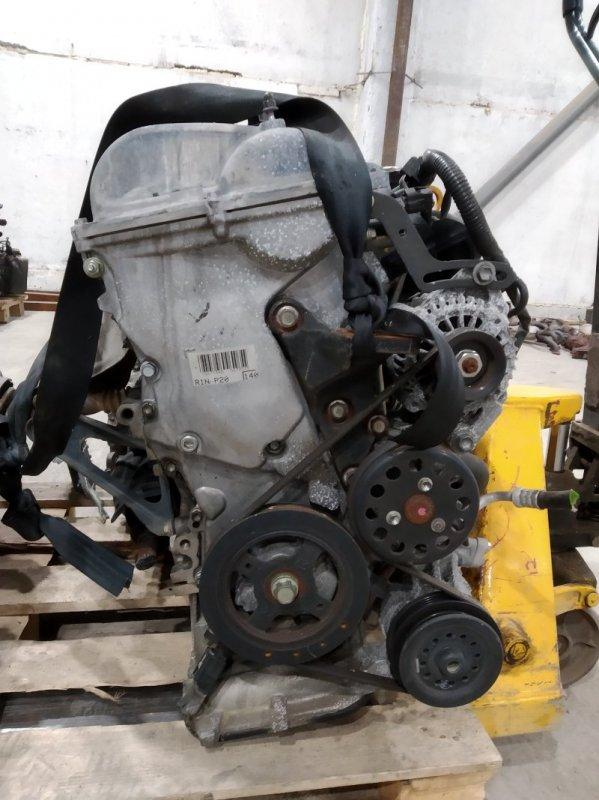 Двигатель Toyota Ractis NCP100 1NZ-FE 2007