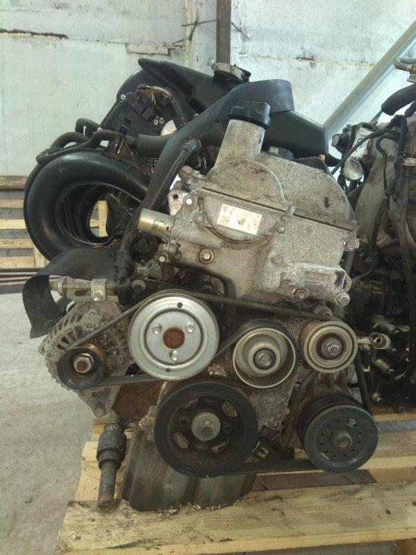 Двигатель Toyota Vitz SCP90 2SZ-FE 2007