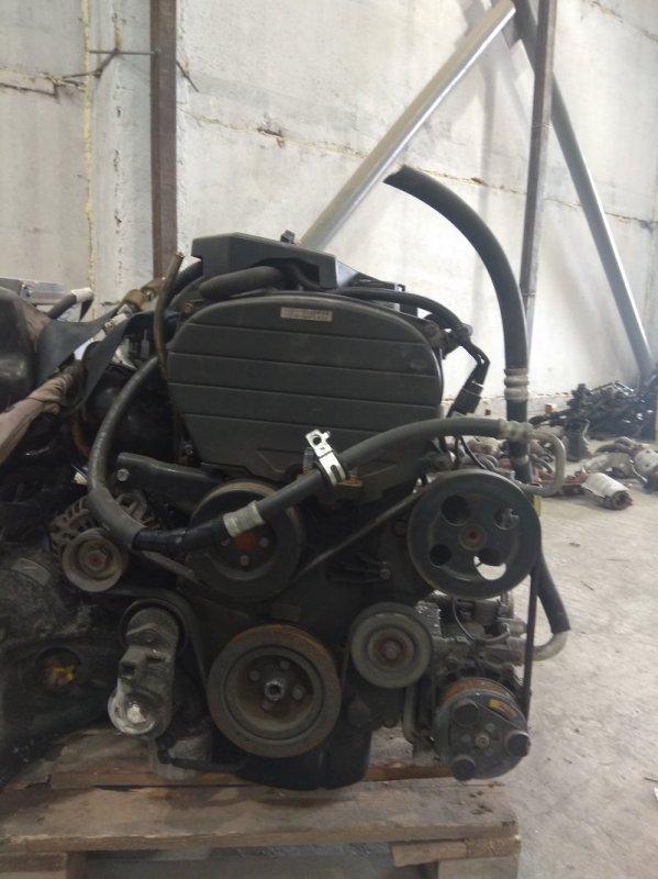 Двигатель Mitsubishi Dion CR9W 4G63