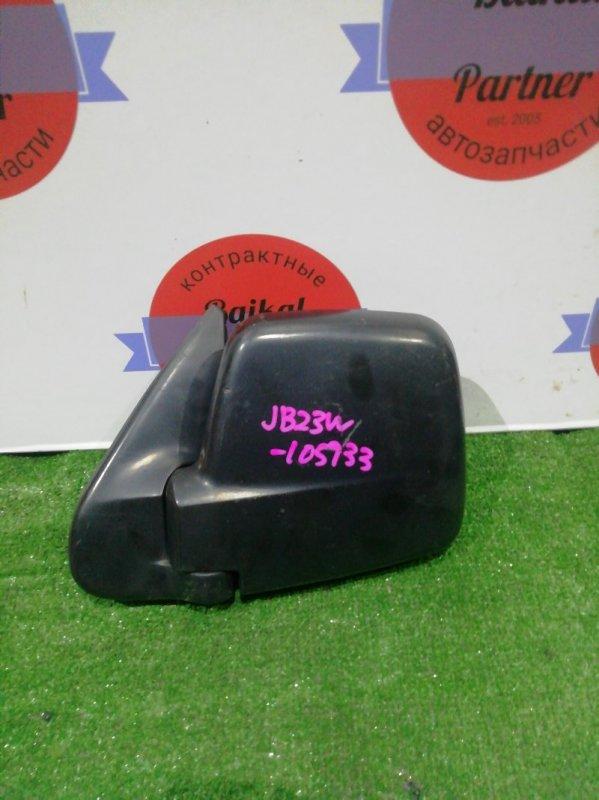 Зеркало Suzuki Jimny JB23W K6A левое